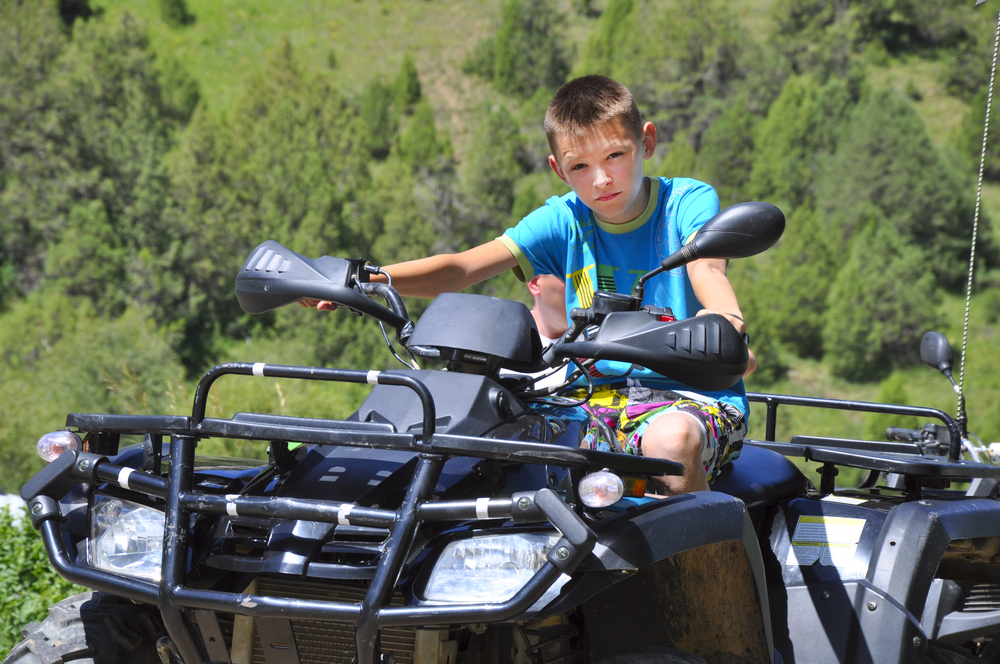 Regulations for Kids' Electric Four Wheelers