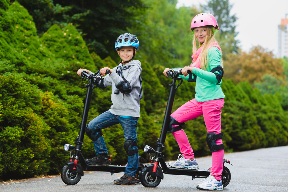 segway scooter - childrens scooter
