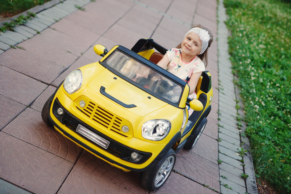 5 Creative Reasons Why You Should Get Your Kid an Electric Car