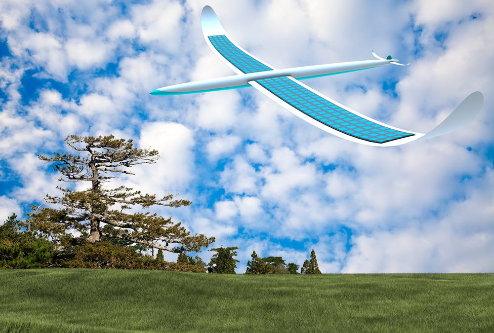 The Future of Solar Powered Airplanes