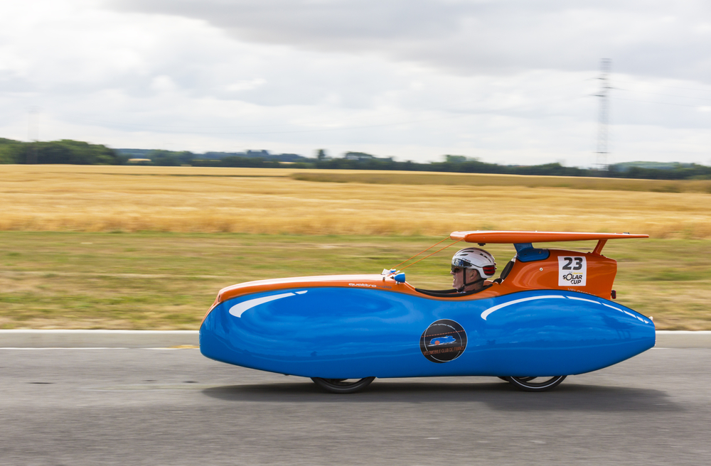 Facts About the Solar Car Race – in Both Senses