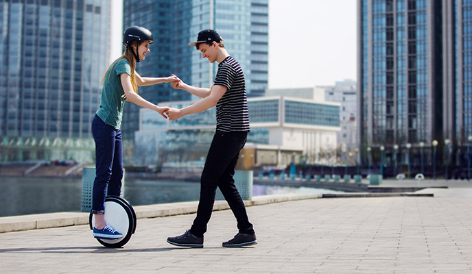 the history of segway