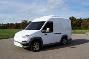 electric van - Workhorse N-Gen Electric Van