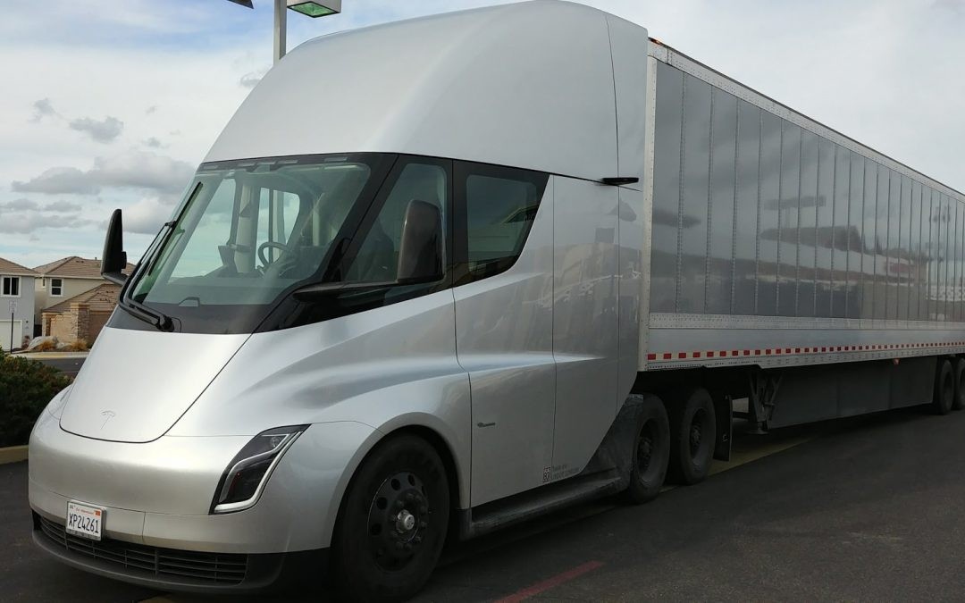 Everything You Need to Know about the Tesla Semi Truck – 5 Important Facts