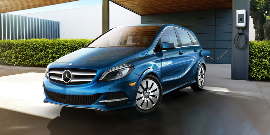 What You Should Know About the Mercedes Electric Car