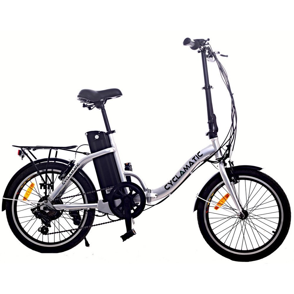 Cyclamatic CX2 Electric Bicycle