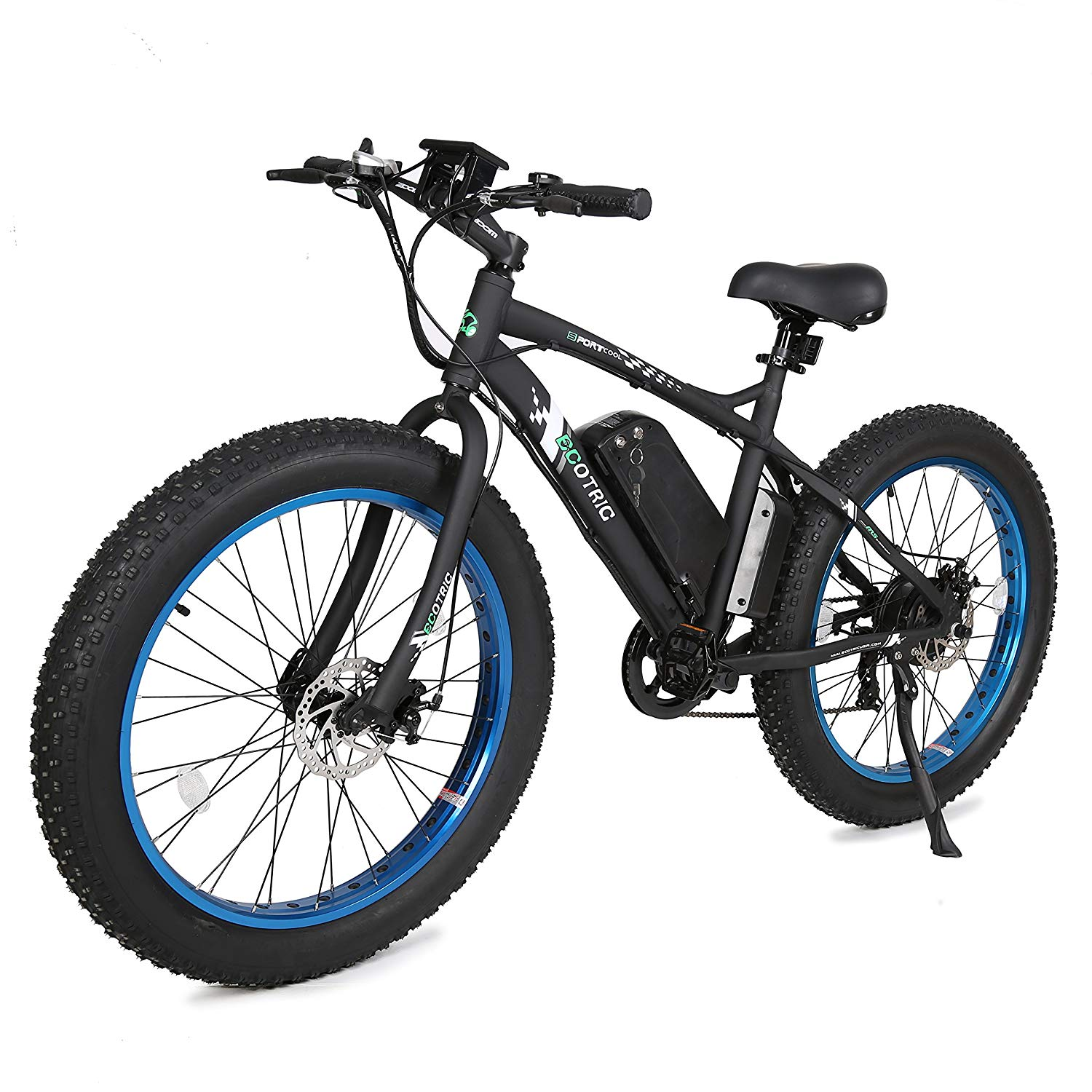 ECOTRIC Fat Tire Electric Bicycle