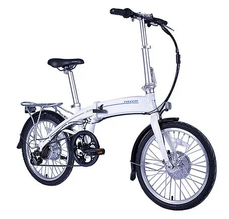 CS 240 Electric Bike