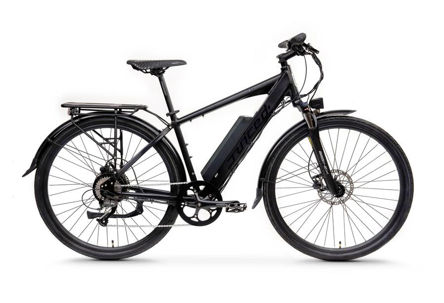 CrossCurrent S Commuter Electric Bike